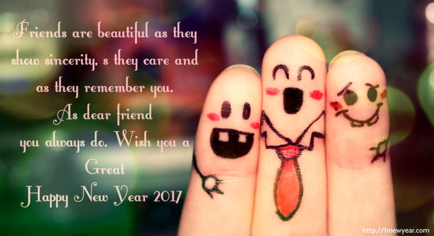 Happy New Year Quotes For Friends Wallpapers Magazine