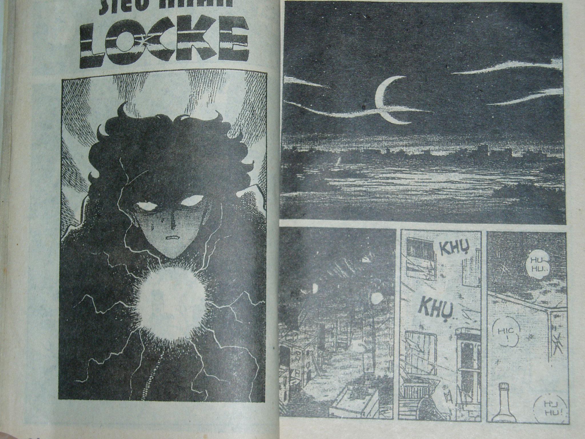 Siêu nhân Locke vol 14 trang 12