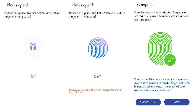Cara Mengaktifkan Fitur Fingerprint di ASUS Zenfone 3