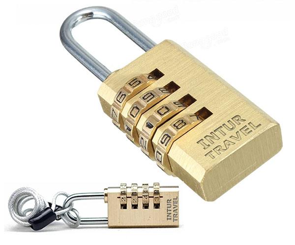 أحصول على قفل رائع - Free Luggage Locks مجانا يصلك حتى باب منزلك