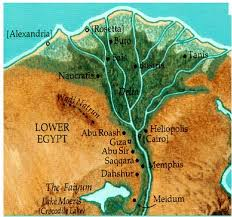 Lower Egypt (‎al-Diltā)
