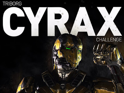 Triborg Cyrax - Mortal Kombat X mobile
