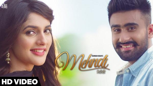 Mehndi Harman Maan Ft Ariya Songs 2017 Note Vs Dollar Yeeshu Arora Na Kar Gayi Jassi Dhaliwal