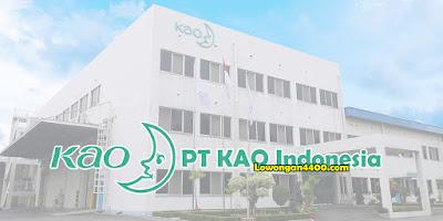 Lowongan Kerja Terbaru PT KAO Indonesia Jababeka