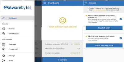 (Info) Aplikasi Antivirus Android dan Keamanan Smartphone Android Terbaik