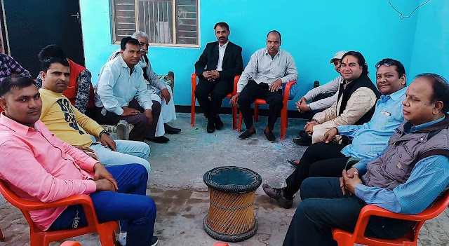 All India Human Kalyan Trust's stakeholders discussed World Water Day