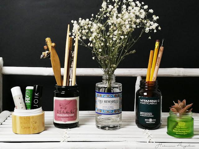 riciclare oggetti e ridurre i rifiuti