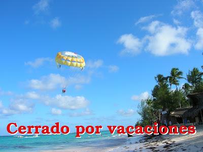 Cerrado vacaviones,vacaciones, playa, punta cana,vuelta al mundo, round the world, La vuelta al mundo de Asun y Ricardo
