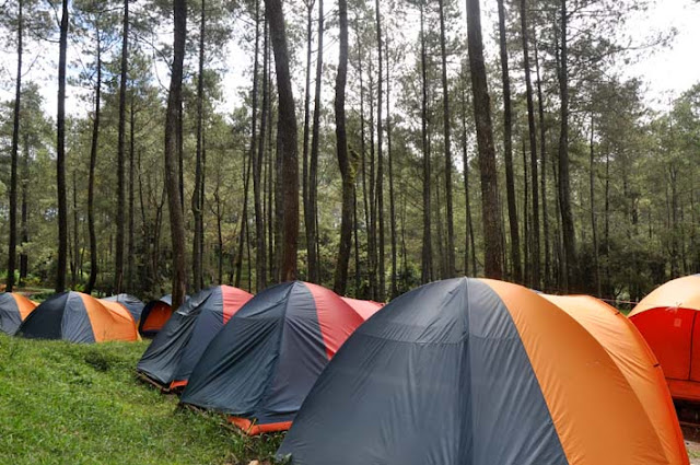 PAKET CAMPING DI BANDUNG | Outbound Bandung