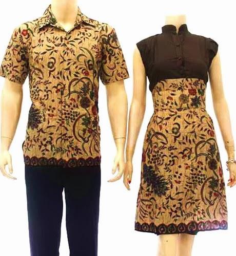 Online Shop Baju Batik Kerja: Toko Baju Batik Online Shop Pekalongan Solo Modern