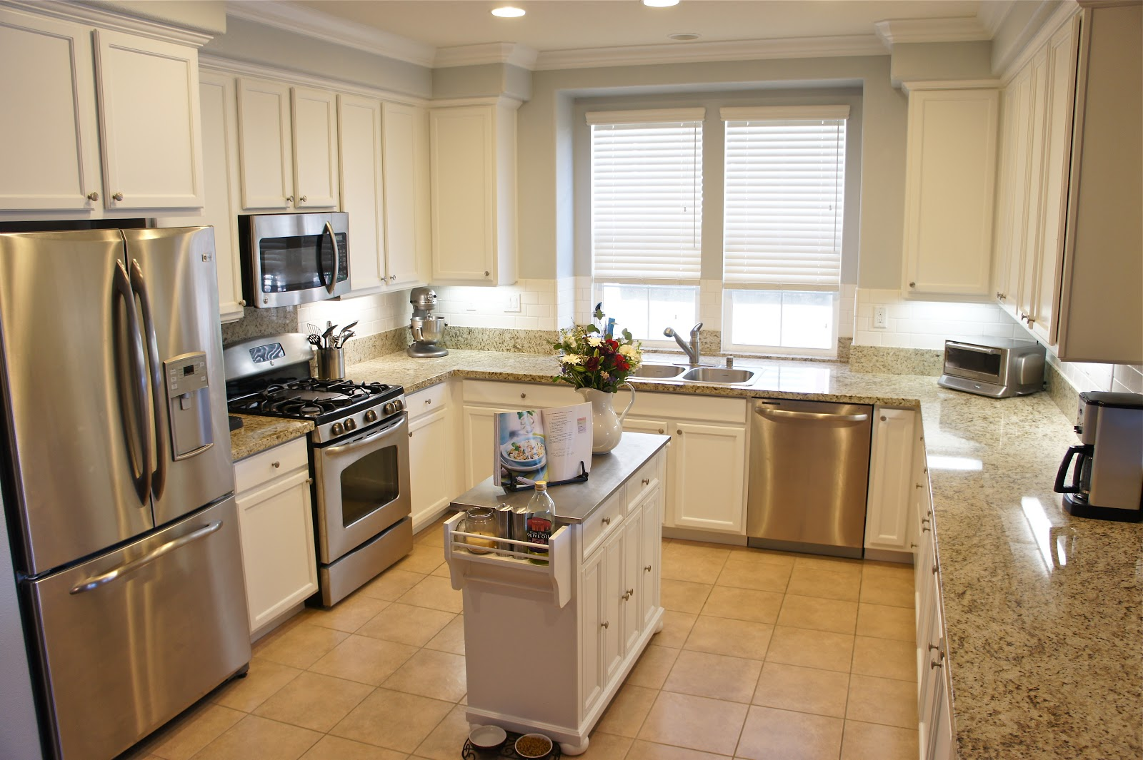 Southern Belle Of The West: Kitchen Updates