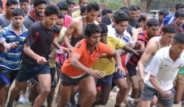 Kupwara Army Rally, Indian Army Rally, Open Bharti Rally