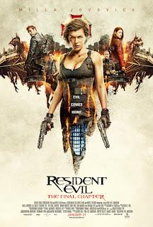 Resident Evil: The Final Chapter (2016) Trailer