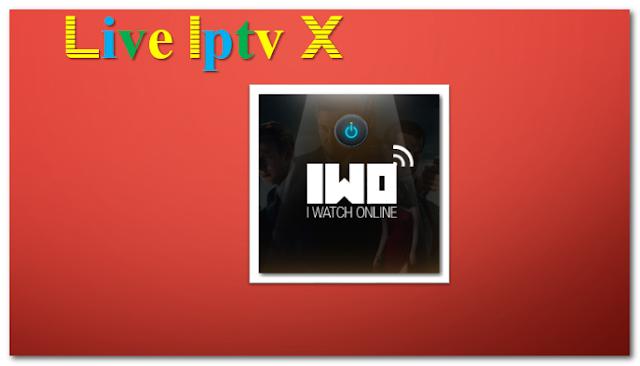 IWO - I Watch Online tv shows addon
