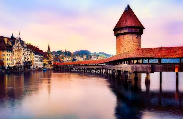 יופי שוויצרי: המלונות מומלצים ביותר בלוצרן 2018