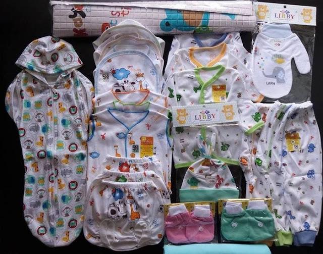 55 Persiapan Perlengkapan Ibu dan  Bayi Baru Lahir Yang Harus Diperhatikan