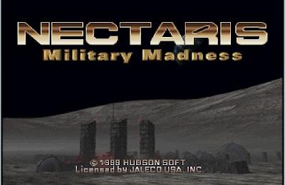 Nectaris — Military Madness