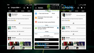 BBM Mod Official Black 2.13.1.14 Apk Full DP