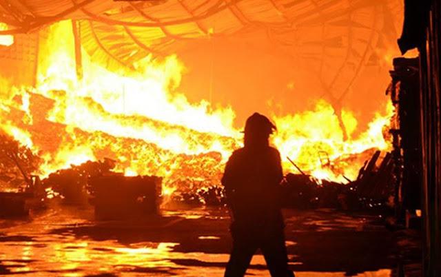 Begini Penjelasan Polisi soal Masjid Muhammadiyah Dibakar Warga