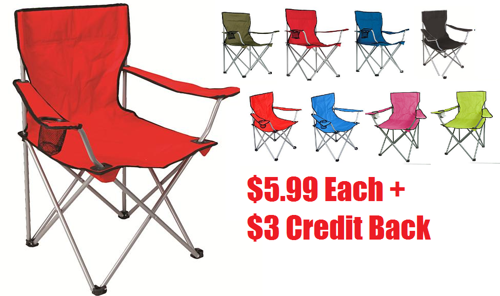Northwest Territory Chairs Home Theater Room Folding 5 99 3 Kmart Or Sears Credit Back Free Store Pickup At Points Roll You Can Use Your Existing To Get