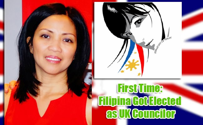First Time: Filipina Got Elected as UK Councilor