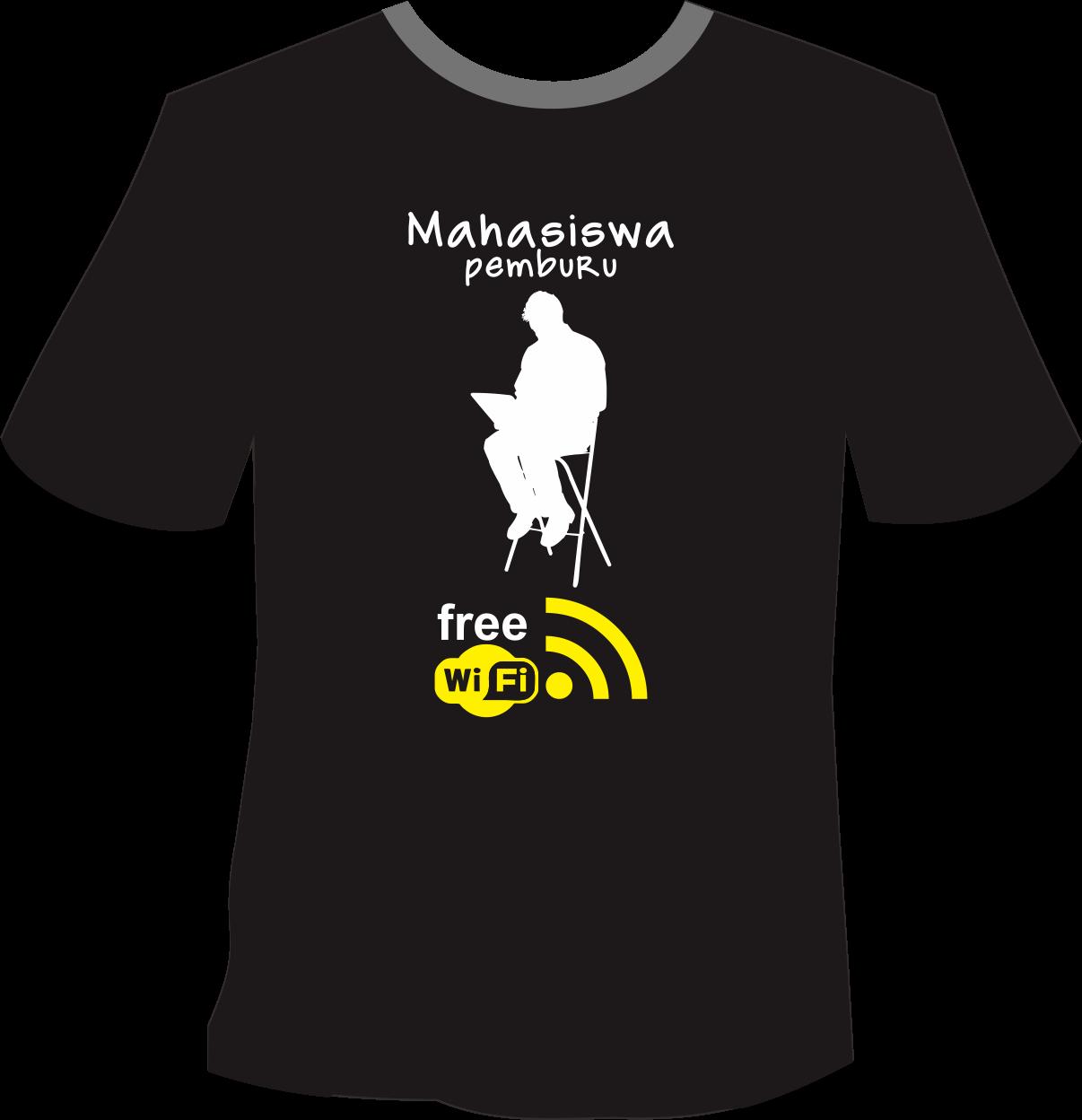 Desain Kaos Mahasiswa