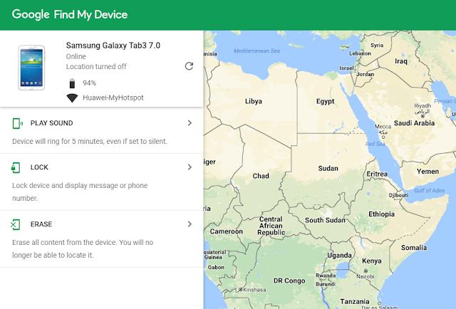 चोरी हुआ मोबाइल का पता कैसे लगाए और कैसे खोजें