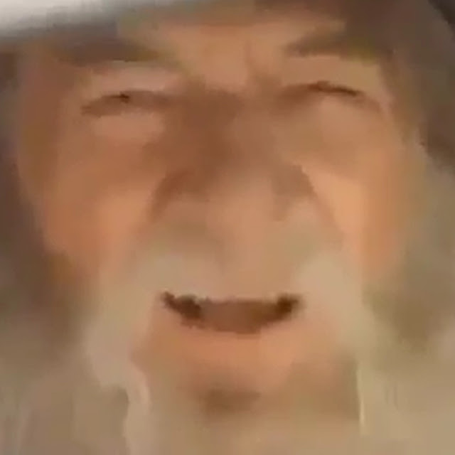 Gandalf Burns Wallpaper Engine