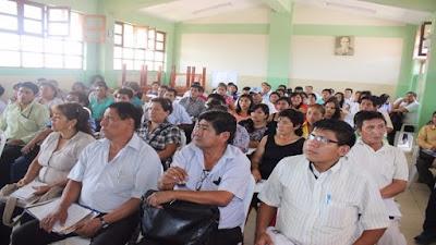 Hoy más de 11 mil docentes se reincorporarán en sus labores para el año escolar 2016 en Lambayeque