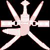 Logo Gambar Lambang Simbol Negara Oman PNG JPG ukuran 100 px