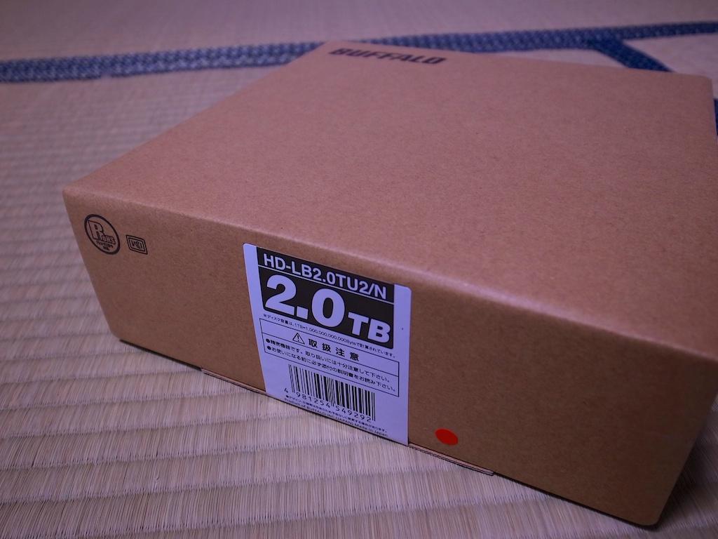 hd lb2 0tu2 ファームウェア