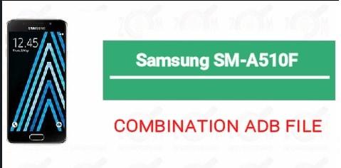 Samsung A510F Binary U7 Combination File Free Download