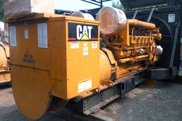 Genset Caterpillar
