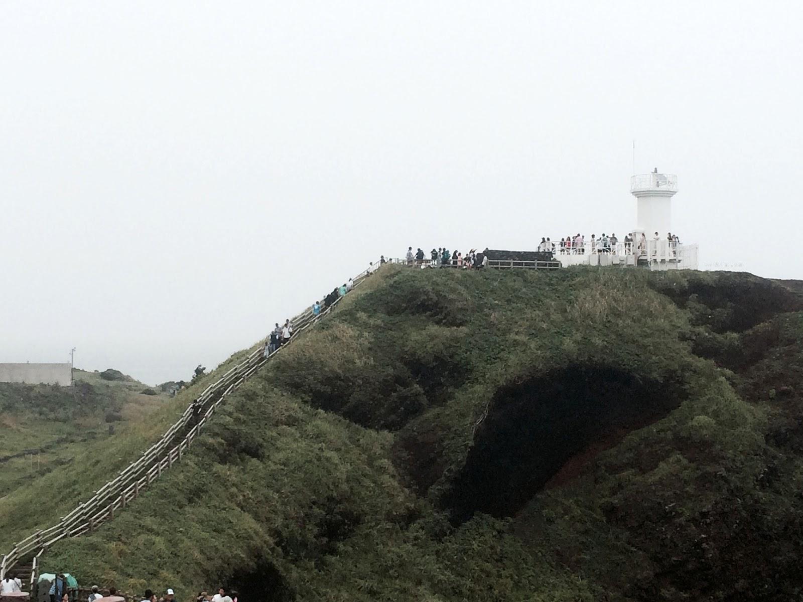 South Korea, Jeju Island, Yonsei University, YISS 2014, Seopji Coast lighthouse