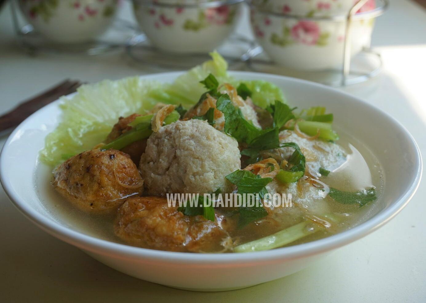 Diah didi 39 s kitchen shanghai lion head meat ball for Ala shanghai chinese cuisine menu