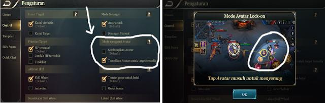 [Game Android] Cara Mengunci Hero Lawan Di Garena AOV