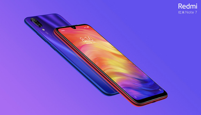 Xiaomi Redmi Note 7 Pro With the detailed introduction of this week in China