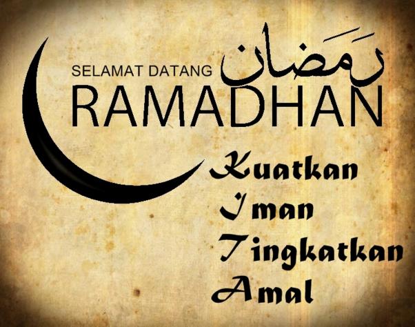 Cara Sehat Menjalankan Puasa Ramadhan