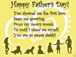 Happy Fathers Fay Saying in Marathi