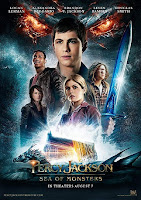 Percy Jackson: Sea of Monsters (2013) Dual Audio [Hindi-English] 720p BluRay ESubs Download