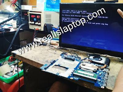 service laptop lenovo g480 mati total