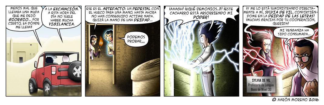 #116 Arqueología