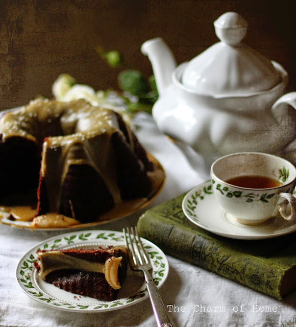 March Tea: The Charm of Home