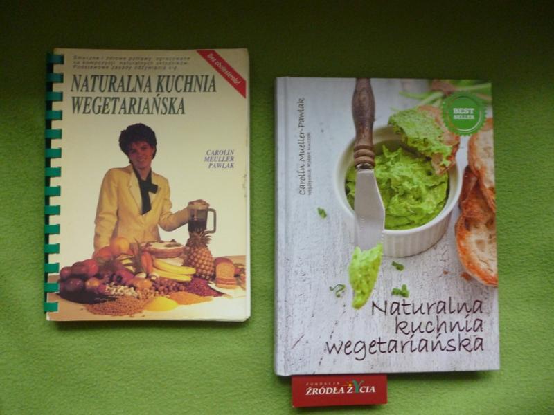 Kuchnia Alicji Naturalna Kuchnia Wegetarianska Carolin Mueller