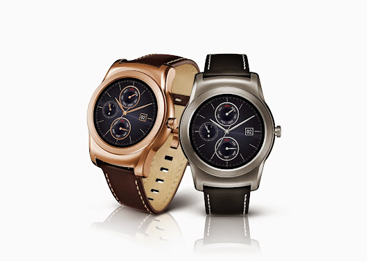 LG announced their latest smartwatch the LG Watch Urbane | Android Bugle