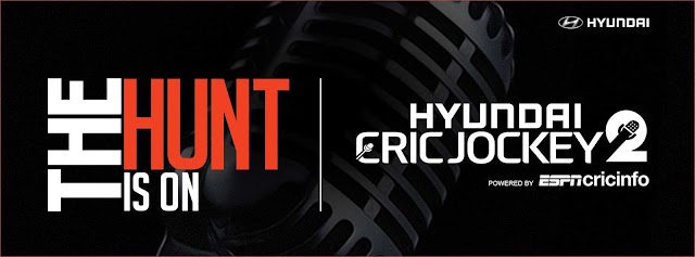 Hyundai Cricjockey Season 2 Powered by ESPNcricinfo