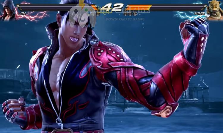 تحميل لعبة تيكن 7 Tekken بحجم صغير