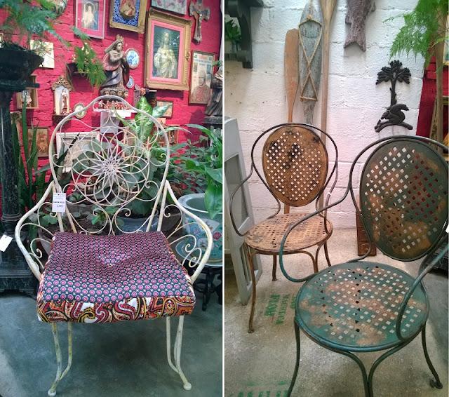 cadeiras à venda no Estúdio Glória