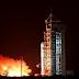 China lanzó nuevo satélite marino