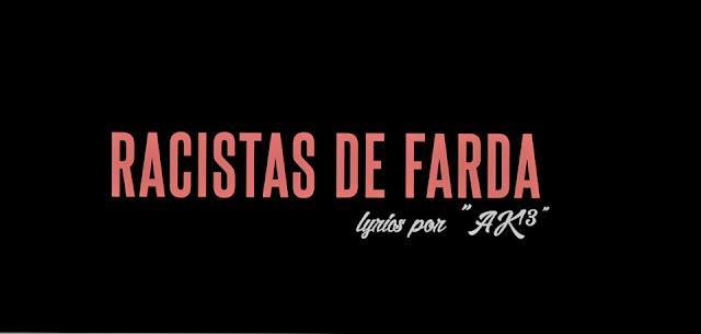 """Grupo réus lança música """"Racistas de Farda"""", em protesto a polícia militar do distrito federal"""